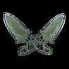 ★ Shadow Daggers | Safari Mesh <br>(Battle-Scarred)