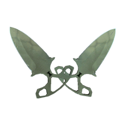 ★ StatTrak™ Shadow Daggers | Safari Mesh (Field-Tested)