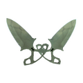 ★ Shadow Daggers | Safari Mesh <br>(Well-Worn)