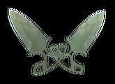 ★ Тычковые ножи | Африканская сетка, Немного поношенное, 3739.34$