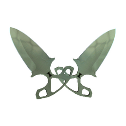 ★ StatTrak™ Shadow Daggers | Safari Mesh (Minimal Wear)