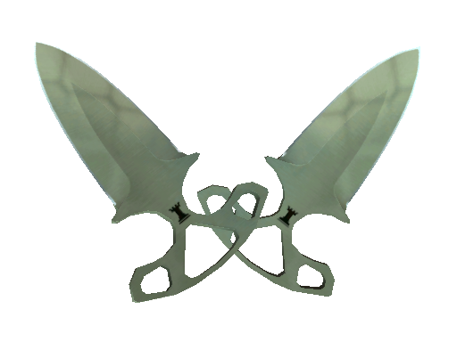 ★ Shadow Daggers | Safari Mesh (Battle-Scarred)