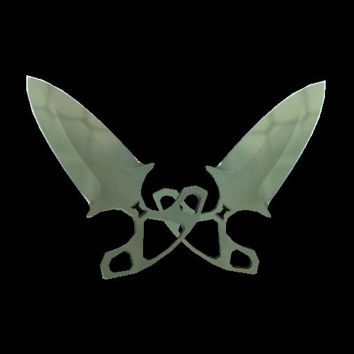 Shadow Daggers | Safari Mesh - gocase.pro