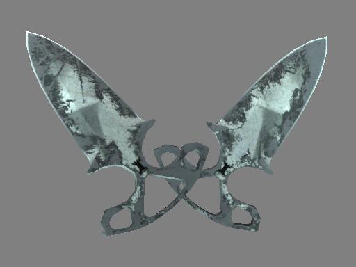 Скин ★ Тычковые ножи | Городская маскировка (Закаленное в боях)