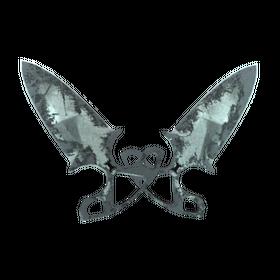 ★ Shadow Daggers | Urban Masked (Battle-Scarred)