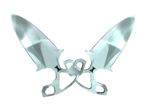 ★ Shadow Daggers | Urban Masked (Minimal Wear)