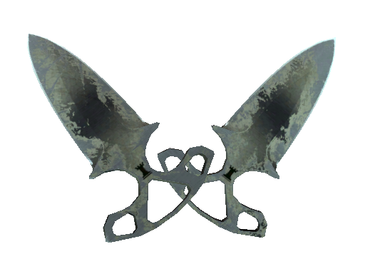 ★ StatTrak™ Shadow Daggers | Scorched (Battle-Scarred)
