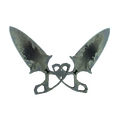 ★ StatTrak™ Shadow Daggers | Scorched <br>(Battle-Scarred)