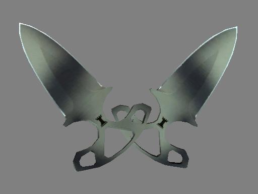 Скин ★ Тычковые ножи | Сажа (Прямо с завода)