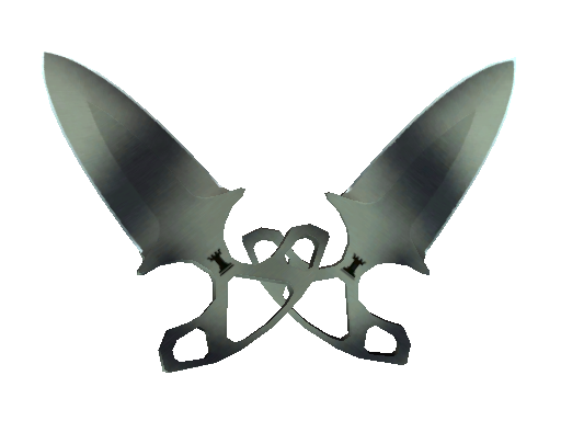 ★ StatTrak™ Shadow Daggers | Scorched (Battle-Scarred)