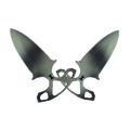 ★ Shadow Daggers | Scorched <br>(Factory New)