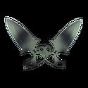 ★ Тычковые ножи | Сажа