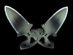 Shadow Daggers   Scorched(Minimal Wear)