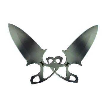 Shadow Daggers   Scorched