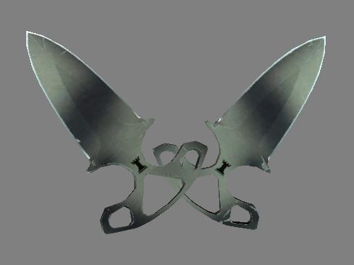 Скин ★ Тычковые ножи | Сажа (После полевых испытаний)