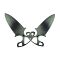 ★ Shadow Daggers | Scorched <br>(Field-Tested)