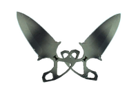 ★ Shadow Daggers | Scorched (Field-Tested)