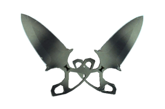 ★ Shadow Daggers   Scorched (Field-Tested) Price