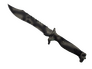 Bowie Knife - Scorched