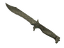 Skin Bowie Knife | Safari Mesh