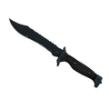 ★ Bowie Knife | Night <br>(Well-Worn)