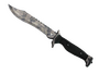 ★ Bowie Knife | Stained