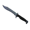 ★ Bowie Knife | Blue Steel <br>(Factory New)