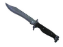 Skin Bowie Knife | Blue Steel