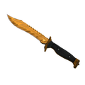 ★ StatTrak™ Bowie Knife | Tiger Tooth <br>(Factory New)