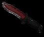 Bowie Knife | Crimson Web