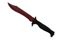 ★ Bowie Knife | Crimson Web (Field-Tested)