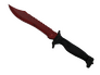 Skin Bowie Knife | Crimson Web