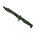 ★ Bowie Knife | Boreal Forest <br>(Minimal Wear)