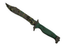 Skin Bowie Knife | Boreal Forest