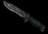 ★ Нож Боуи | Северный лес, Закаленное в боях, 3891.67$