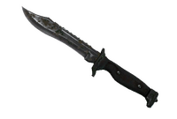 ★ Bowie Knife | Forest DDPAT (Battle-Scarred)