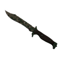 ★ StatTrak™ Bowie Knife | Forest DDPAT <br>(Well-Worn)