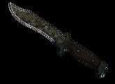 ★ Нож Боуи | Пиксельный камуфляж «Лес», После полевых испытаний, 3797.61$