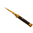 ★ Stiletto Knife | Tiger Tooth (Factory New)