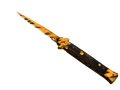 ★ Stiletto Knife | Tiger Tooth