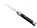 ★ Stiletto Knife | Damascus Steel