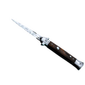 ★ Stiletto Knife | Damascus Steel <br>(Minimal Wear)