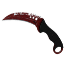 ★ Talon Knife | Crimson Web (Field-Tested)