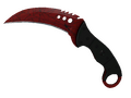 ★ Talon Knife | Crimson Web