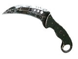 ★ Talon Knife | Forest DDPAT (Battle-Scarred)