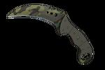 ★ Talon Knife | Boreal Forest (Minimal Wear)