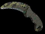 ★ Talon Knife   Boreal Forest (Minimal Wear)