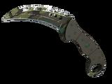 ★ Talon Knife   Boreal Forest (Well-Worn)