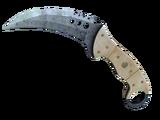 ★ Talon Knife | Blue Steel (Minimal Wear)