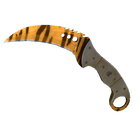 ★ StatTrak™ Talon Knife | Tiger Tooth (Factory New)